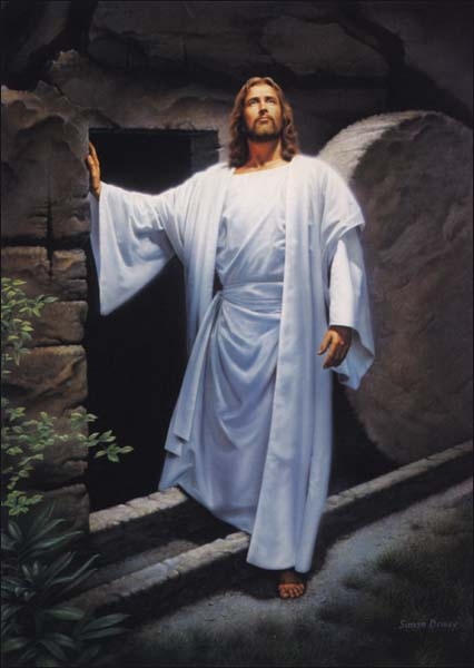 0871_jesus_resurrection_christian_clipar