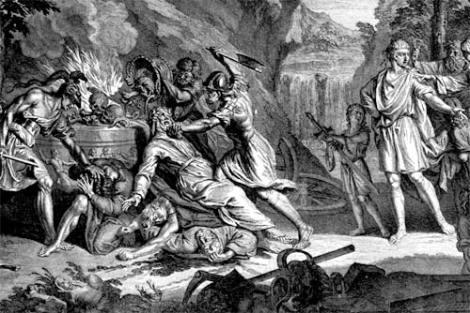 King Josiah's Reforms