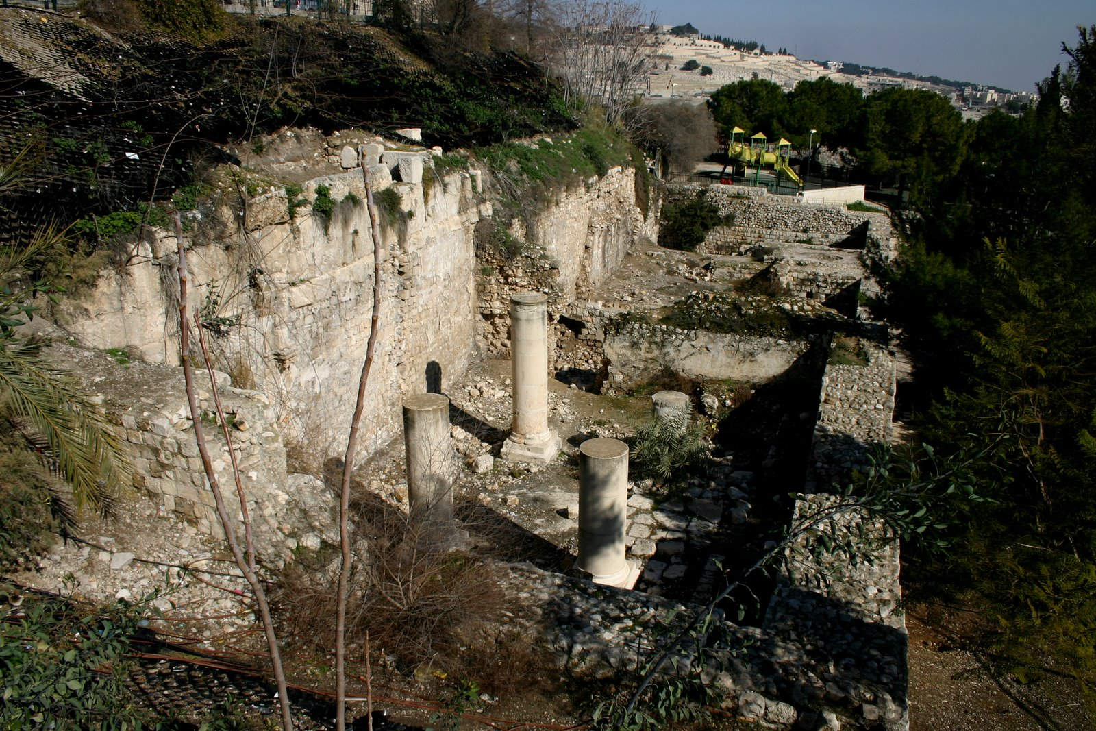 Ruins of the Nea